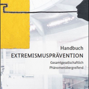"""Cover des neuen """"Handbuchs Extremismusprävention"""""""