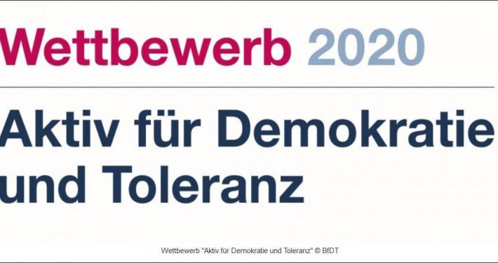 Logo Wettbewerb BfDT 2020