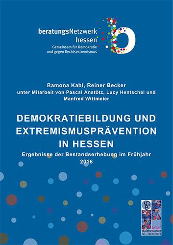 Demokratiebildung Extremismusprävention Hessen