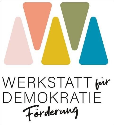"""Logo des Vereins """"Werkstatt für Demokratieförderung"""""""