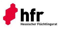 Logo Hessischer Flüchtlingsrat (hfr)