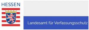 Logo des Landesamts für Verfassungsschutz Hessen