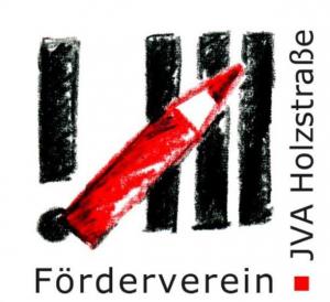 Logo des Fördervereins JVA Holzstraße