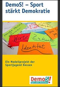 Projetkflyer-Cover von