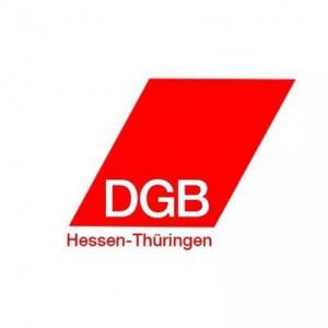 Logo des DGB-Bezirks Hessen-Thüringen