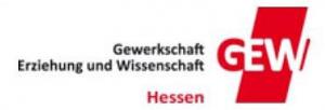 Logo GEW Hessen