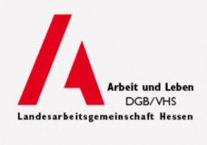 """Logo von """"Arbeit und Leben"""""""