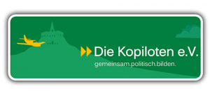 """Logo von """"Die Kopiloten e. V."""""""